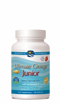 Nordic Naturals Ultimate Omega Junior 90 caps