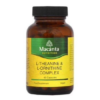 L-Theanine & L-Ornithine
