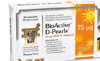 BioActive D-Pearls 3000iu