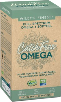 Catch Free Omega capsule