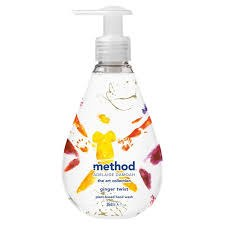 Ginger Twist Hand Soap
