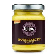 Org Horseradish Mustard