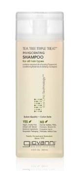Tea Tree Triple Treat Shampoo