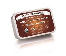 Organic Orange & Lavender Body Balm 14g