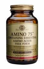 Amino 75(TM) Vegetable Capsules