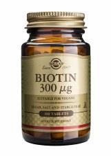 Biotin 300 µg Tablets