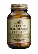 Calcium Magnesium Citrate Tablets
