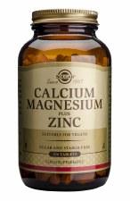 Calcium Magnesium Plus Zinc Tablets