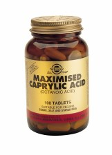 Maximised Caprylic Acid Tablets