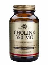Choline 350 mg Vegetable Capsules