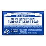 Dr Bonners Organic Peppermint Bar Soap