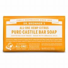 Dr Bronners Citrus Bar Soap