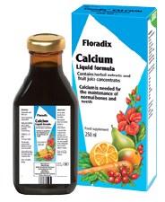 Calcium Liquid Formula