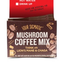 Lions Mane & Chaga Coffee Mix