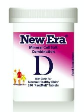 Combination D - for Normal Healthy Skin