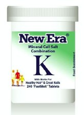 Combination K - for Healthy Hair & Nails