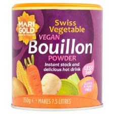 Low Salt Vegan Bouillon Powder