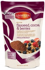 Milled Flaxseed, cocoa & berries