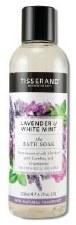 Lavender & White Mint Bath Soak