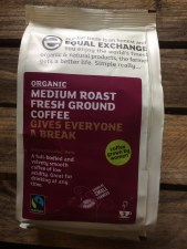 Organic Medium Roast Fresh Ground Coffee