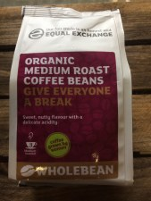 Organic Medium Roast Coffee Beans