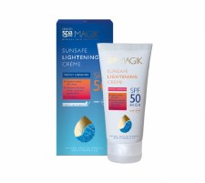 Sunsafe Lightening Creme SPF50
