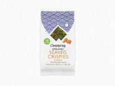 Seaweed Crispies Tumeric