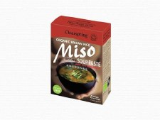 Organic Brown Rice Instant Miso Soup Paste with Sea Vegetables