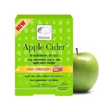 New Nordic Apple Cider Tabs High Strength 720mg