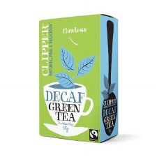 Fairtrade Decaf Green Tea