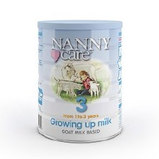 Growing Up Milk
