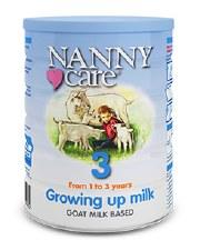 Growing Up Milk 3