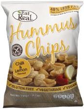 Hummus Chips - Chili & Lemon