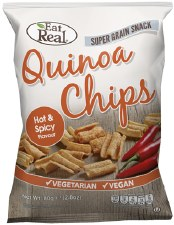 Quinoa Chips - Hot & Spicy