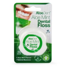 Aloe & Mint Dental Floss