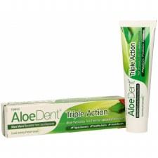 Aloe Vera flouride free Triple Action Toothpaste
