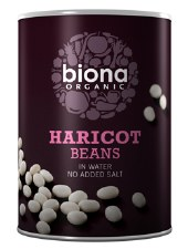 Haricot Beans in water