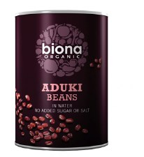 Aduki Beans in water