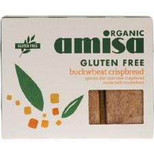 Buckwheat Crisprbread