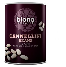 Cannellini Beans in water