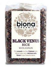 Black Venus Rice