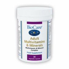 Adult Multivitamin &  Minerals