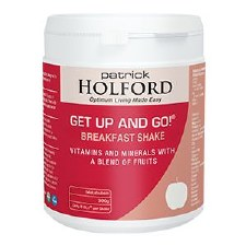Get Up & Go Breakfast Shake