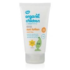 Organic Childrens Sun Lotion SPF30
