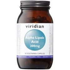 Alpha Lipoic Acid 200mg Veg Caps