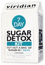7 Day Sugar Detox Kit