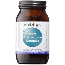 Glucosamine with MSM Veg Caps