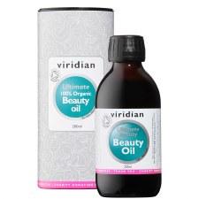 Organic Ultimate Beauty Oil