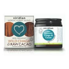 Wild Chaga & Raw Cacao Powder