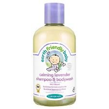 Calming Lavender Shampoo & Bodywash